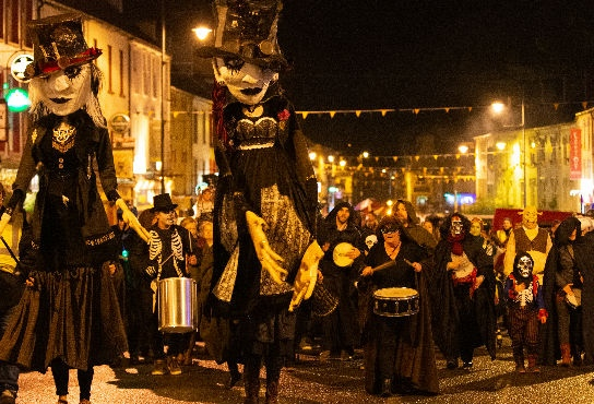 things to do in killarney at halloween 1